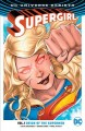 Cover for Supergirl 1: Rebirth