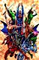 Cover for Justice League 3: Rebirth