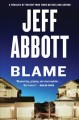 Cover for Blame [Large Print]