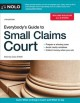 Cover for Everybody's guide to small claims court
