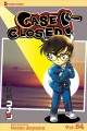 Cover for Case closed. Volume 54