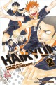 Cover for Haikyu!! Volume 2
