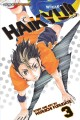 Cover for Haikyu!! Volume 3