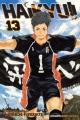 Cover for Haikyu!! 13