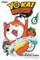 Cover for Yo-kai watch. 6, Jibanyan evolves