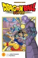 Cover for Dragon ball super. Volume 2