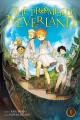 Cover for The promised Neverland. 1