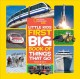 Cover for First Big Book of Things That Go