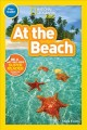 Cover for At the Beach