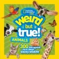 Cover for Weird but True Animals