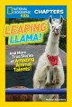 Cover for Leaping Llama