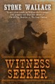 Cover for Witness seeker [Large Print]