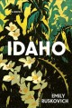Cover for Idaho: a novel [Large Print]