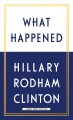 Cover for What happened [Large Print]