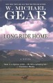 Cover for Long ride home [Large Print]