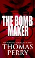Cover for The bomb maker [Large Print]