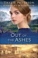 Cover for Out of the ashes [Large Print]