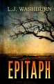 Cover for Epitaph [Large Print]