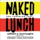 Cover for Naked lunch