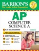 Cover for Barron's AP Computer Science A: With Bonus Online Tests