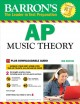 Cover for Barron's AP music theory