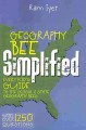 Cover for Geography bee simplified: every kid's guide to the school and state geograp...