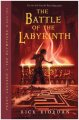 Cover for The battle of the Labyrinth