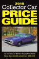 Cover for 2018 collector car price guide