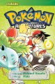 Cover for Pokémon adventures.