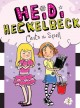 Cover for Heidi Heckelbeck casts a spell
