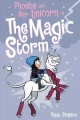 Cover for Phoebe and her unicorn in The magic storm