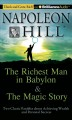 Cover for The richest man in Babylon ; &, the magic story: two classic parables about...