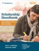 Cover for Scholarship handbook 2018