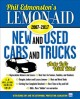 Cover for Lemon-aid new and used cars and trucks 2007-2017