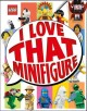 Cover for I love that minifigure