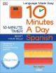 Cover for 10 Minutes a Day Spanish: beginner