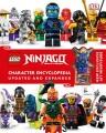 Cover for LEGO Ninjago masters of Spinjitzu character encyclopedia