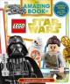 Cover for The amazing book of LEGO Star Wars