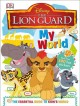 Cover for My World: Disney Lion Guard