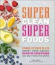 Cover for Super clean super foods
