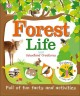 Cover for Forest life and woodland creatures
