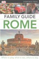 Cover for Family guide: Rome 2017
