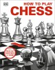 Cover for How to play chess.