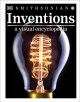 Cover for Inventions: A Visual Encyclopedia