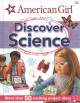 Cover for American Girl discover science / Discover Science