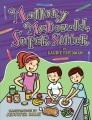 Cover for Mallory McDonald, super sitter
