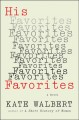 Cover for His favorites