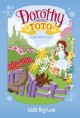 Cover for Dorothy and Toto. Little dog lost