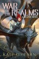 Cover for War of the realms: a Valkyrie novel