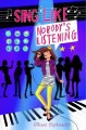 Cover for Sing like nobody's listening